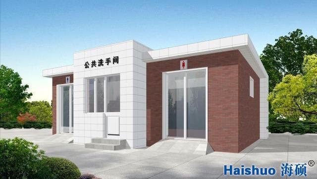 济南长清区将新建改造60个农村公厕