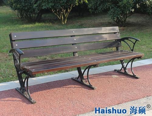 HS-KB-11公园靠背椅