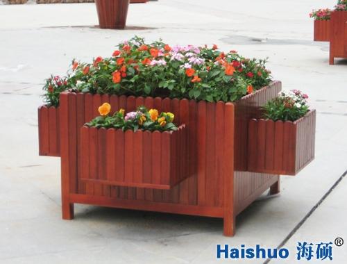 HS-X-04户外景观组合花箱