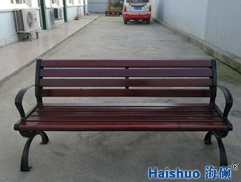H-S-12塑木公园椅