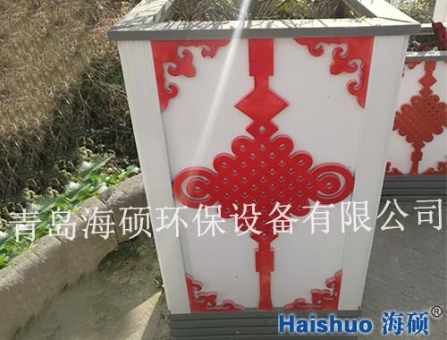 中国结花箱HS-PZ-08